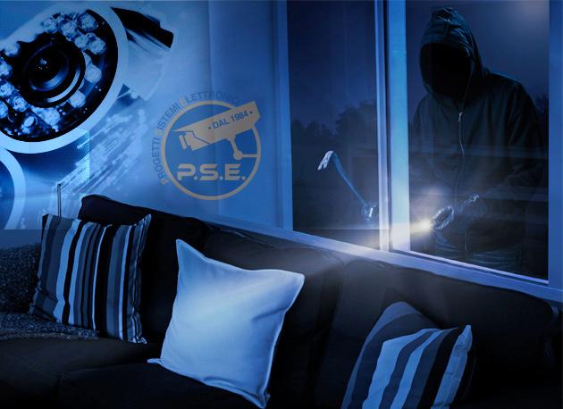 Impianti di sicurezza a milano p s e - Impianti sicurezza casa ...